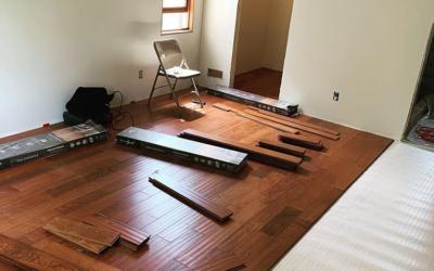 Hardwood and Engineered Flooring